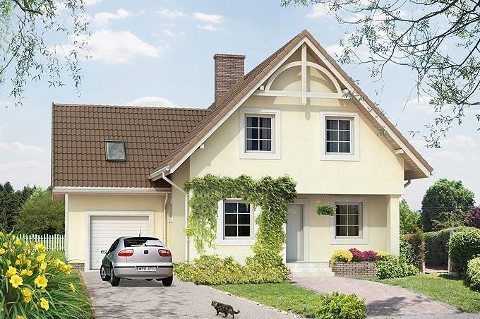 Проект красивых домов