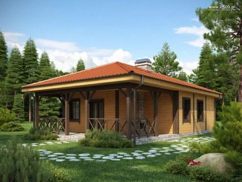 Проекты домов и коттеджей под ключ с ценами и фото