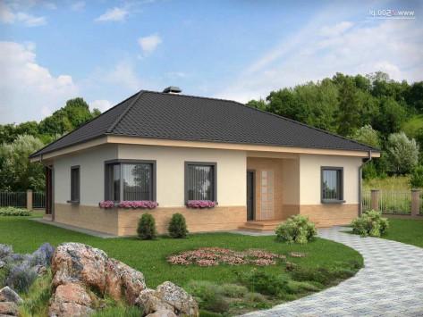 Дачные дома из бруса и домики: проекты готовые и