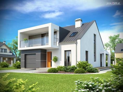 Готовые проекты дачных домов до 100 квадратов от 1houseby